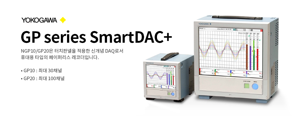 GP series SmartDAC+